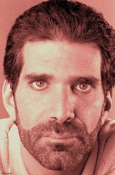 MARTY BLECMAN ( Megatone Records ) Musicals, Singer, Portrait, Sketches, Art, Art Background, Headshot Photography, Men Portrait, Kunst