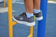 Even the little guys love the Skechers Burst. http://spr.ly/6002BYXtY