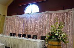 Wedding lights | Fairy lights | Weddings