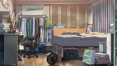Kimi No Na Wa, Short Bookshelf, Casa Anime, Anime Places, Anime Scenery, Decoration, Home Goods, Living Spaces, Animation