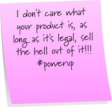#sell, #powerup