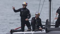 ORACLE TEAM USA focused on the prize
