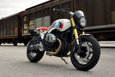 Can't wait for the rumored BMW scrambler? Custom builder Luis Moto has a solution for the impatient.