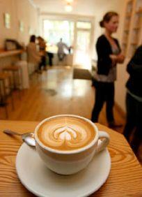 Ninth Street Espresso makes lovely coffee