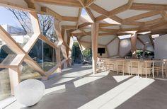 Sumika Pavilion. Toyo Ito