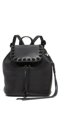 Rebecca Minkoff Micro Unlined Backpack | SHOPBOP