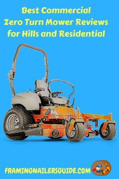 Latest Top Best Commercial Zero Turn Mower Reviews For Hills And Residential With Comparison Chart