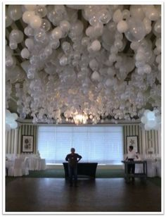 Creative Party Foods | CrEaTiVe PaRtY fOoDs AnD IdEas / LeT.BaLLoOns.CoVeR ThE EnTiRe CeiLiNg