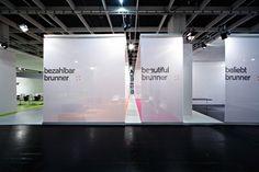 büro uebele // brunner exhibition stand orgatec cologne 2006