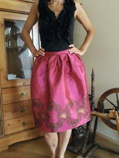 Trachtenrock Pink von ETIdesign auf Etsy Pink, Vintage, Skirts, Fashion, Prom, Dirndl, Oktoberfest, Blouses, Nice Asses