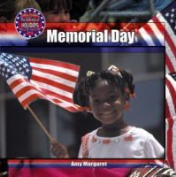 memorial day facts for first grade