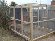 Diy chook houses