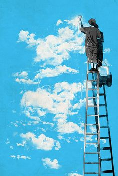 #illustration by Matheus Lopes.....#clouds