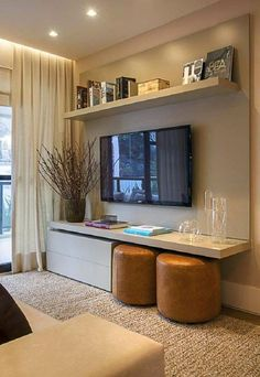 Are you looking for interior decorating ideas to use in a small living room? Small living rooms can look just […] Small Living Rooms, Room Remodeling, Small Apartments, Small Living Room Decor, Apartment Decorating On A Budget, Apartment Living Room, Living Room Entertainment, Room Design, Apartment Decor