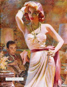 by Edwin Georgi October 1955