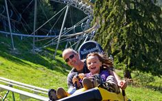 Run the summer toboggan in Schwarzsee or in Moléson. End Of Summer, Switzerland, Things To Do, Activities, Running, Sports, Playground Slide, Things To Make, Hs Sports