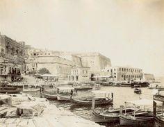 Marsamscetto Valletta Malta circa 1890s