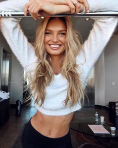 """223.4k Likes, 1,122 Comments - Romee Strijd (@romeestrijd) on Instagram: """"All smiles because I'm packing for an adventure somewhere far  Let's do this Shanghai, C U sooon!…"""""""