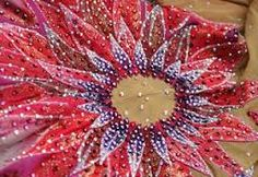 RG leo close-up Rhythmic Gymnastics, Dance Outfits, Cheerleading, Christmas Wreaths, Holiday Decor, Detail, Stage, Hot, Flowers