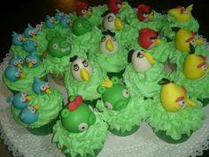 Pastelillos de Pájaros Enojados
