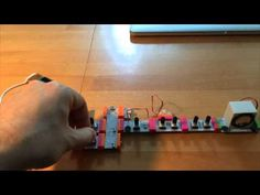 Arpeggio Generator for Arduino & SynthKit: a littleBits Project by wolfgangschaltung