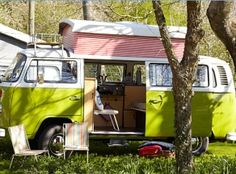 Isle of Wight campervan holidays - sign me up!