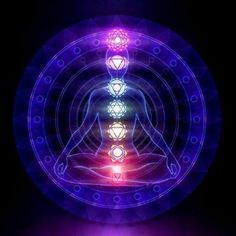 Vibrating with Frequencies of Light That Transcend The Chaos