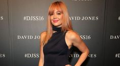 Emma Lung attends the David Jones Spring/Summer 2016 Fashion Launch.