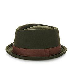 Cremieux Pork Pie Hat  Dillards Cool Hats For Guys 783aa3d645c