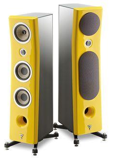 Focal Kanta No.2 loudspeaker Speaker Amplifier, Hifi Speakers, Speaker System, Audio System, Focal Speakers, Floor Speakers, Built In Speakers, Best Portable Bluetooth Speaker, Sonos One