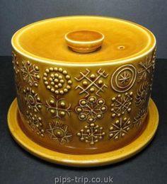 """Portmeirion """"Totem"""" pottery 1963 Susan Williams-Ellis"""