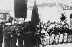 Pritja e Princ Vidit në Durrës, 7 mars 1914