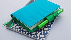 Colors Highland Blue - Planner Lineup - HOBONICHI TECHO 2015