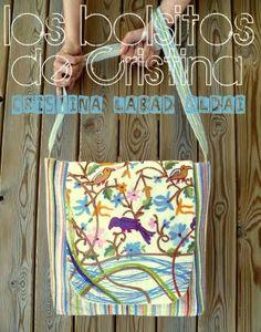 Shopping Bag, handmade bags