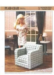 free plastic canvas barbie furniture patterns - Google Search