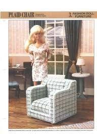 free plastic canvas barbie furniture patterns - Google Search