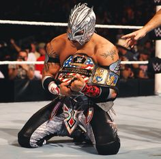 New United States Champion Kalisto - Royal Rumble 2016