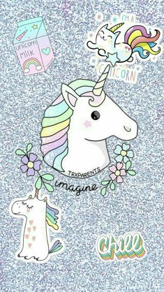 Wallpaper unicorn