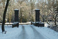 Poort groot kasteel Deurne