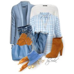 Colorful Cardigan (Outfit Only)