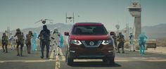 Stormtroopers, Intelligent Technologies, and more. The #NissanRogue is ready to launch. #RogueOne #StarWars  WATCH: https://www.youtube.com/watch?v=-rJeSO4ZxMQ