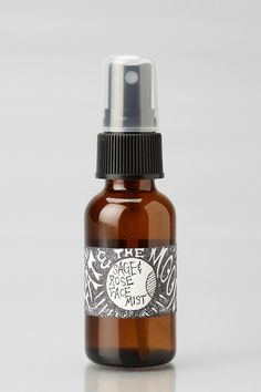 Fat & The Moon Sage & Rose Face Mist #urbanoutfitters