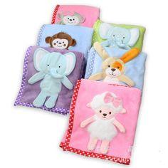 baby Cashmere fleece blanket & swaddle baby bedding envelope for newborns baby bath towel receiving blanket children blanket