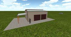 Dream 3D #steel #building #architecture via @themuellerinc http://ift.tt/22kRBEM #virtual #construction #design
