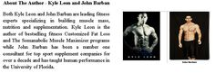 About The Author - Kyle Leon and John Barban