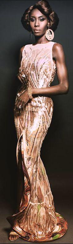Liz Ogumbo : Kenya African Fashion Designers, Seychelles, Kenya