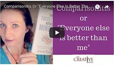 "Comparisonitis - Or - ""Everyone Else Is Better Than Me"" - by Joanna Penn..."
