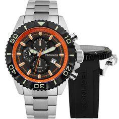 [Americanas] Relógio Technos OS10EN Acqua Scuba Diver 300m - R$ 404 no boleto