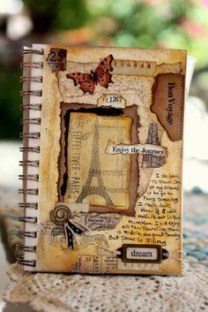 My Happy Place....: Art Jornal
