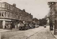 Stonelaw Road, Burnside, Rutherglen. Glasgow Scotland, Scotland Travel, Royal Charter, Local History, 14th Century, Vintage Photos, Places To Visit, Street View, Irish